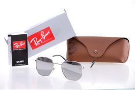 Солнцезащитные очки, Ray Ban Round Metal 3548w3277