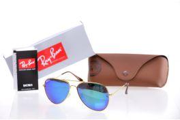 Солнцезащитные очки, Ray Ban Aviator 3026g-p