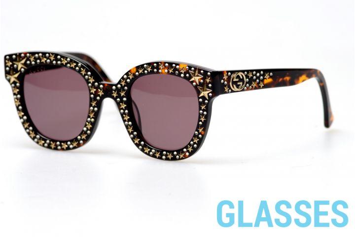 Женские очки Gucci 0116-003