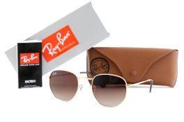 Солнцезащитные очки, Ray Ban Round Metal 3548-с3