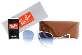 Солнцезащитные очки, Ray Ban Aviator 3025-58-14-g-b