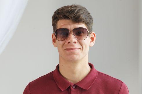 Мужские очки капли 757c17